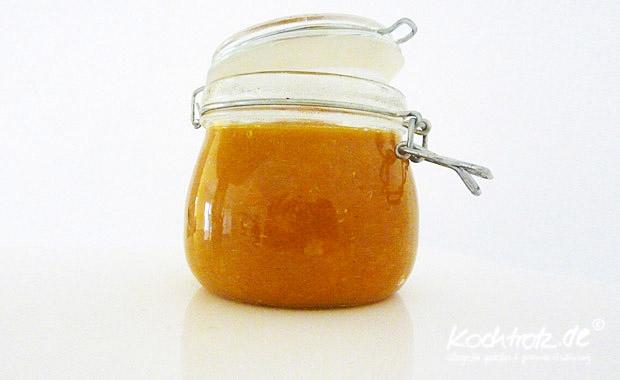Kürbis-Orangen-Marmelade
