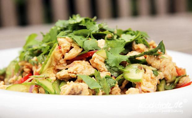 schneller Thaisalat