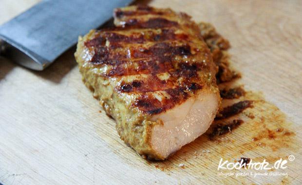 Currymarinade für Fleisch