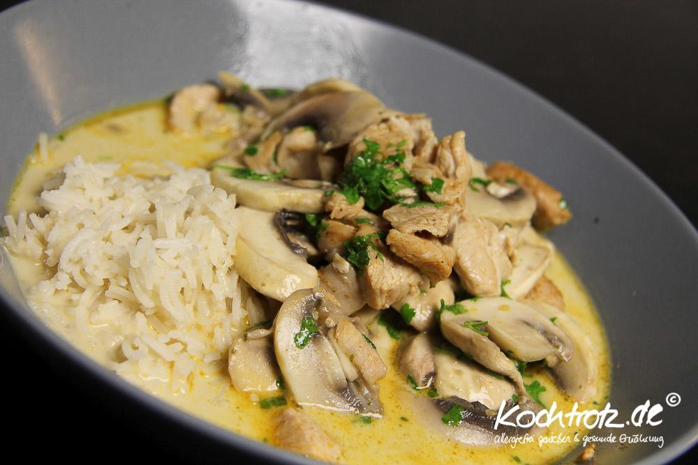 Rezept huhn champignon