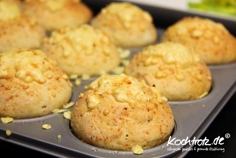 Käse-Schinken-Brötchen
