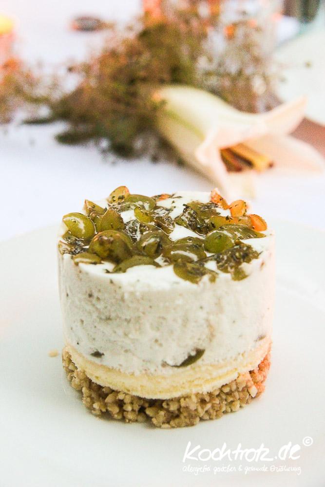 Joghurt-Törtchen mit und ohne Backen | jetzt auch vegan mit Aquafaba