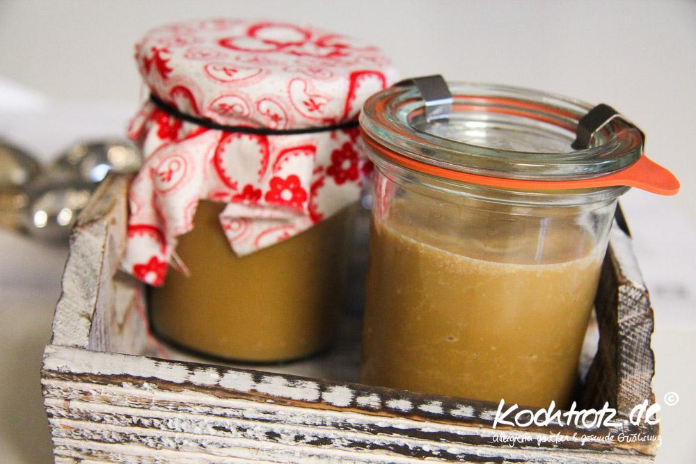 Kokos-Karamell milchfrei
