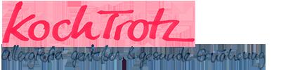 KochTrotz – Food Blog mit Rezepten für Gluten-Unverträglichkeit, Fructose-Intoleranz, Laktose-Intoleranz, Histamin-Intoleranz, Zöliakie, Sorbit-Intoleranz, vegan, vegetarisch, Fisch, Fleisch