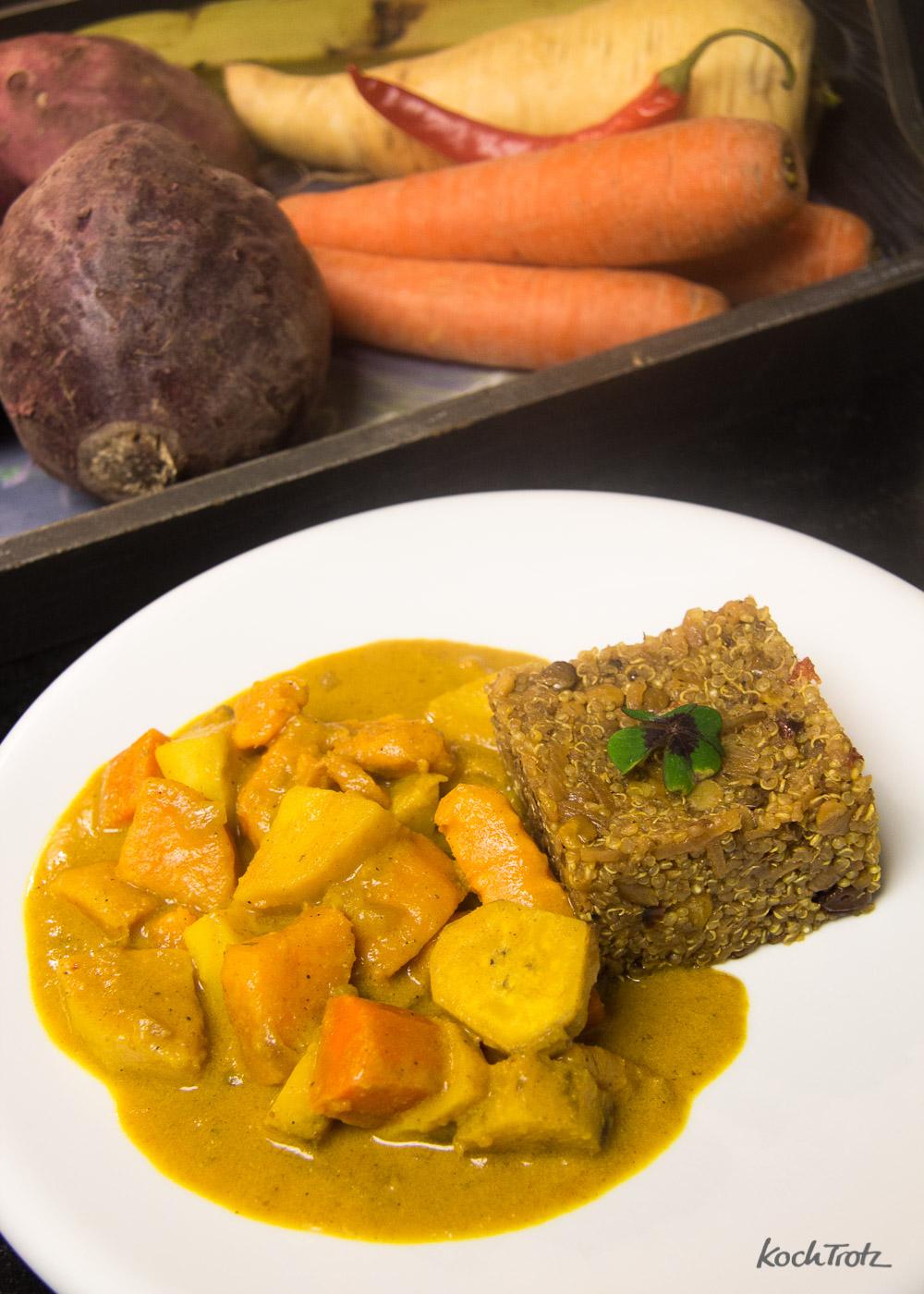 eintopf-mit-pastinaken-suesskartoffeln-kochbanane-karotte-vegan-indisch-1-6