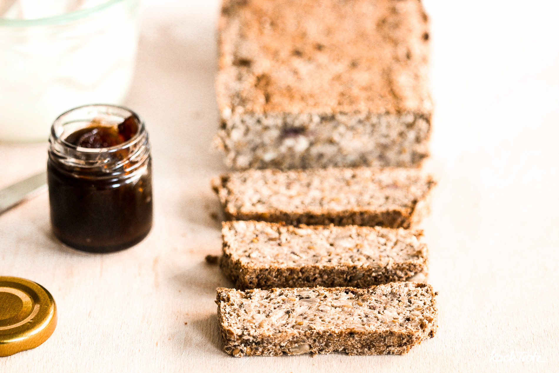Life Changing Bread Low Carb Keine Flocken Glutenfrei Vegan