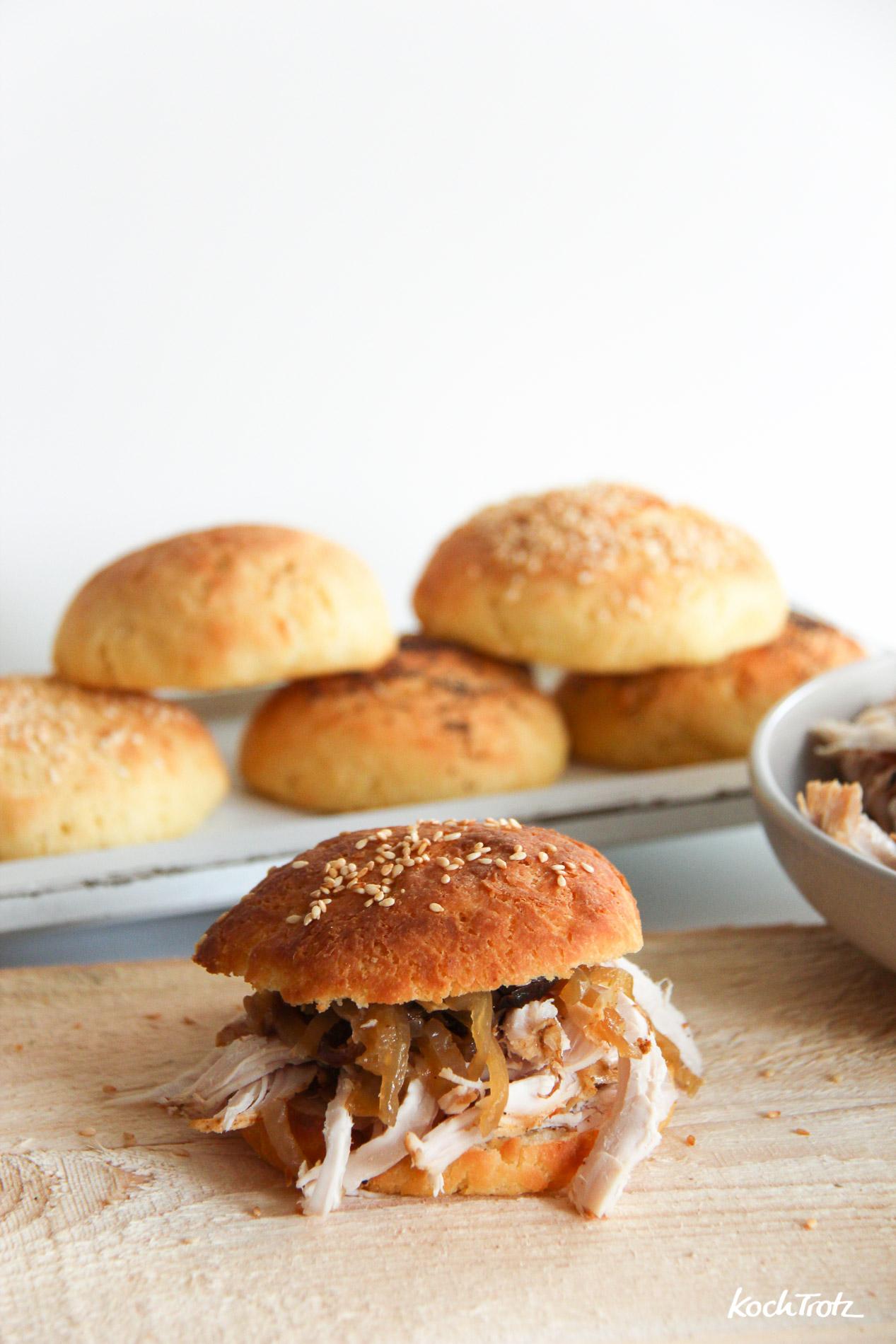 Pulled-Turkey-Burger-glutenfrei-eifrei-laktosefrei-1