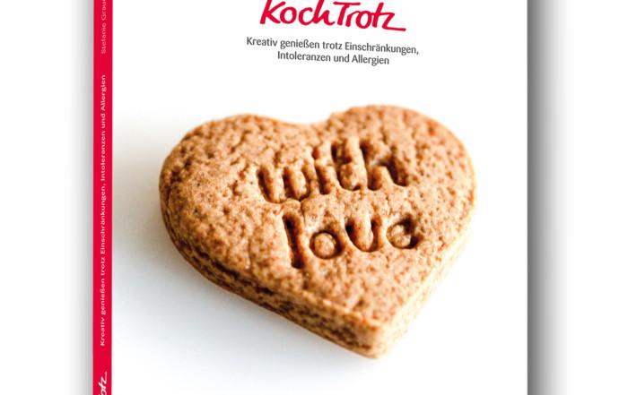 KochTrotz Kochbuch Band 1 -