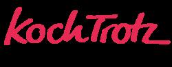 KochTrotz | Foodblog | Genuss trotz Einschränkungen Logo