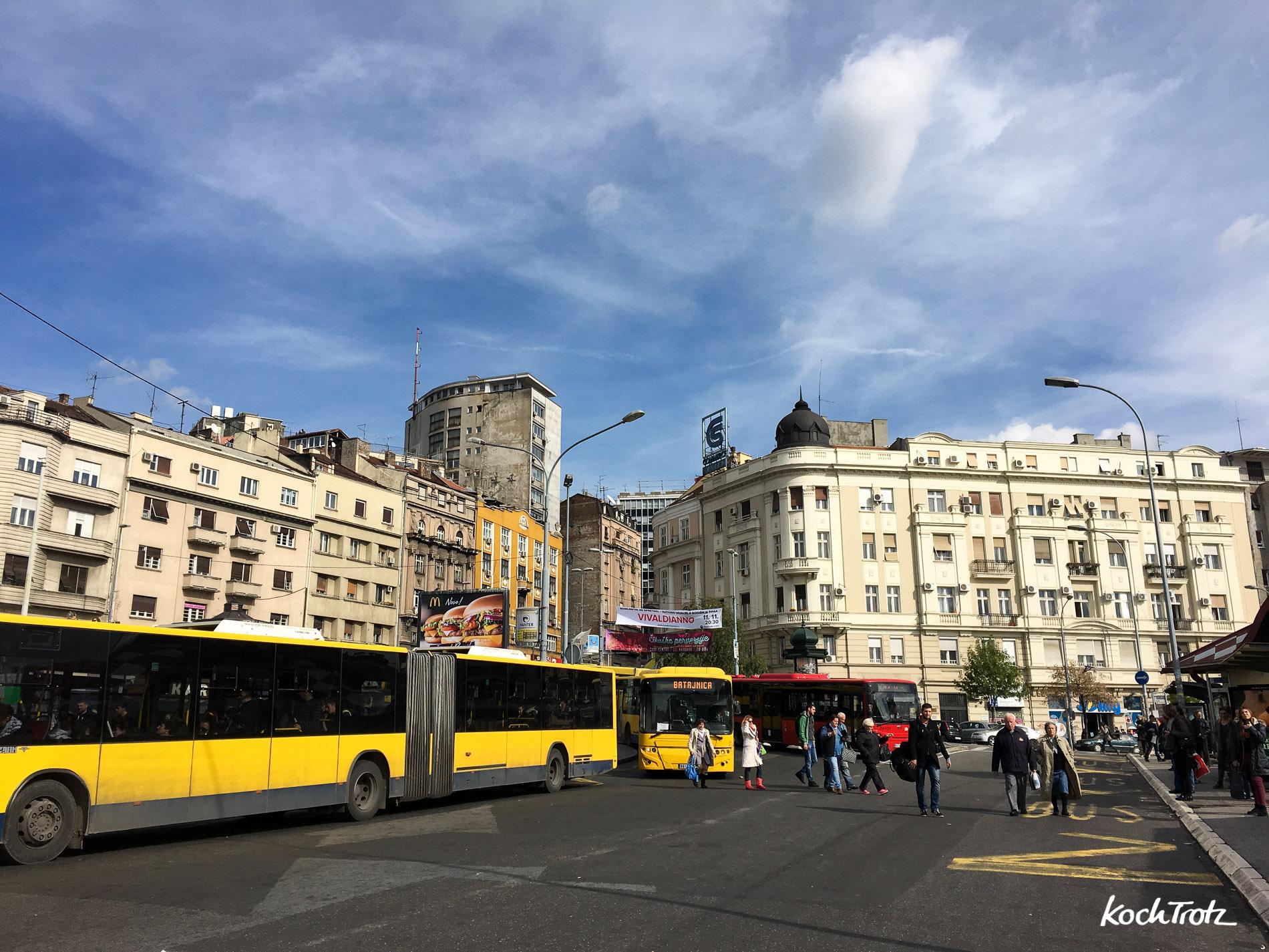 Mein Reisebericht Belgrad und Novi Sad | Juli 2016 | allergenarm und glutenfrei kein Problem