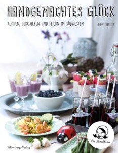 Die Landfrau zu Gast auf der KochTrotz Couch | Buch Handgemachtes Glück