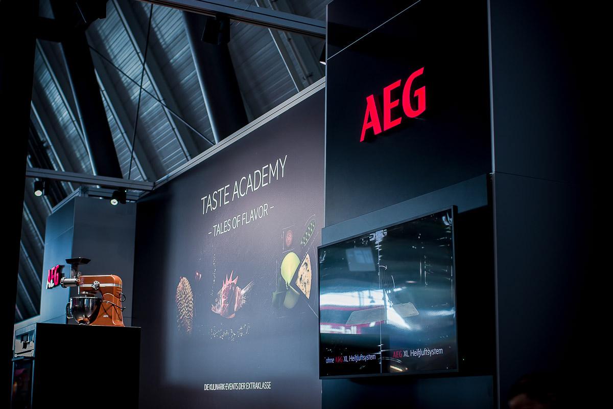 Neulich bei der AEG Taste Acedamy | Slow Food Messe Stuttgart