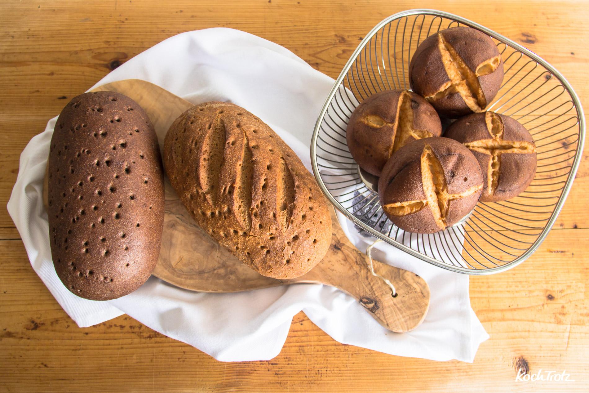 Ich habe Backwaren getestet: Glutenfrei von Böcker | Gewinnspiel