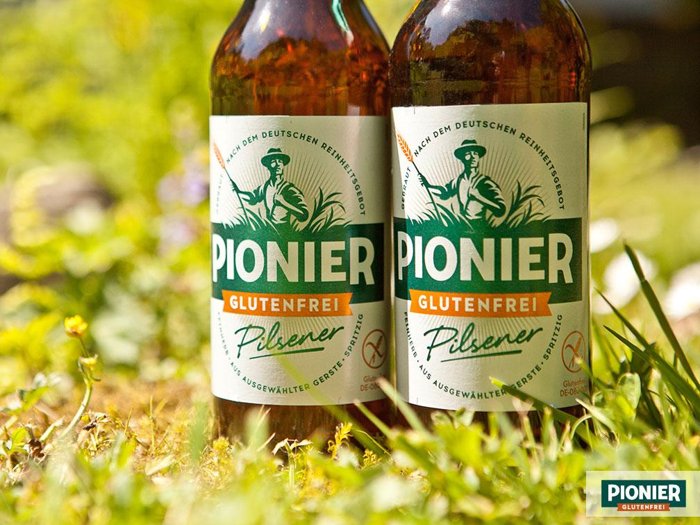 Grillparty mit Verkostung von Pionier glutenfreies Pilsener – Mach mit und komm zu mir nach Düsseldorf