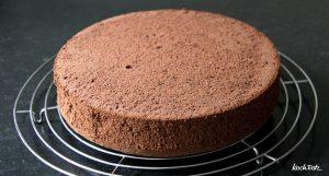 Grundrezept glutenfreier Biskuit   hell oder dunkel   gelingsicher und einfach