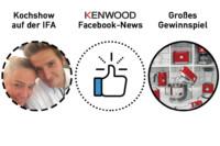 Kenwood, IFA 2017, Gewinnspiel, KochTrotz, Kochshow