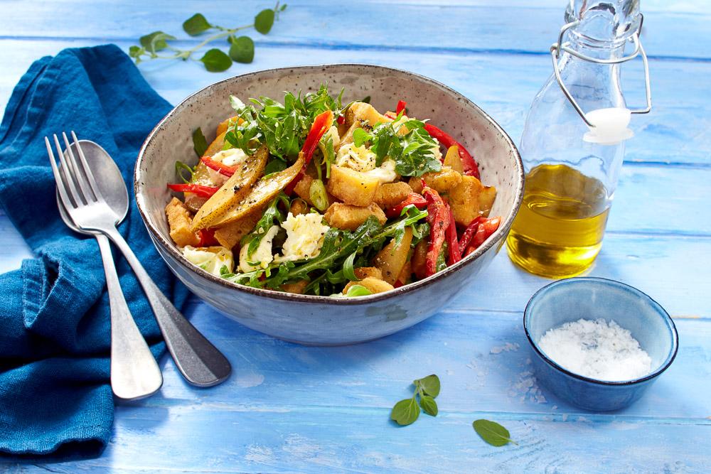 Panzanella | Brotsalat | glutenfrei