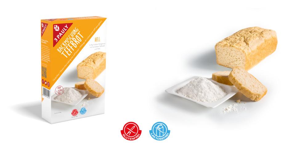 glutenfreie Laugenbrötchen mit Teff | laktosefrei | auf Wunsch vegan | einfaches Rezept