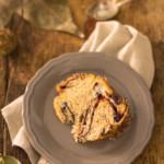 saftiger, karamellisierter und gefüllter Gugelhupf mit Weizensauerteig - der beste Gugelhupf