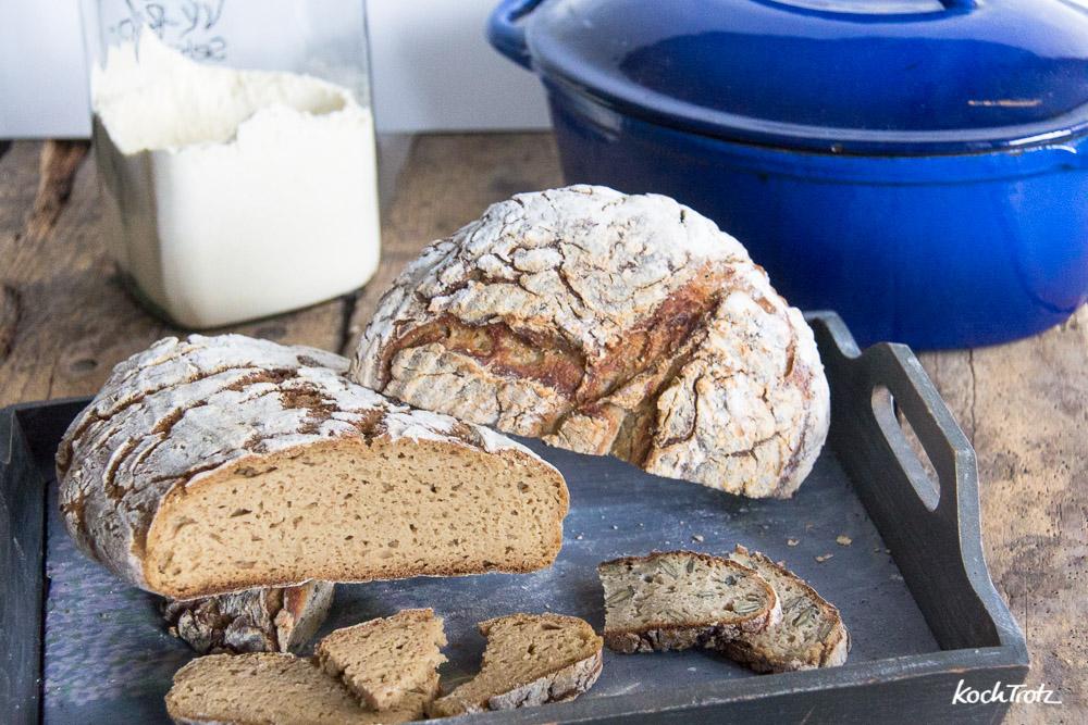 Neues KochTrotz Backbuch | Rezepttester für glutenfreien Sauerteig gesucht | Raum Düsseldorf