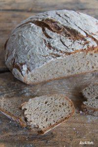 Pablo Grundrezept für ein tolles glutenfreies Brot   ohne Fertigmehlmischung   wenig Hefe   Vorschau auf das KochTrotz Backbuch