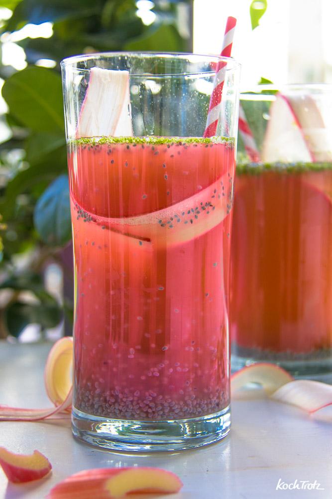 Warenkunde Basilikumsamen | Rezept gesunder Bubble Tea mit Basilikumsamen