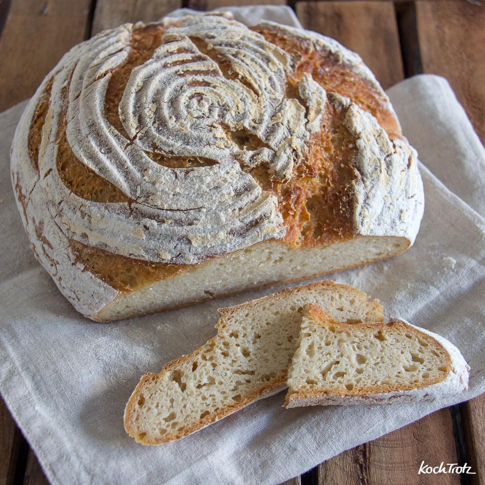 Goldie | glutenfreies Brot | KochTrotz Backbuch | Vorschau