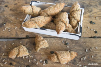 Teff-Kornies | glutenfrei | vegan | schnelles Brötchenrezept und super lecker