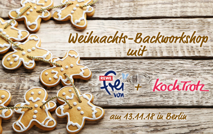 Weihnachts-Backworkshop