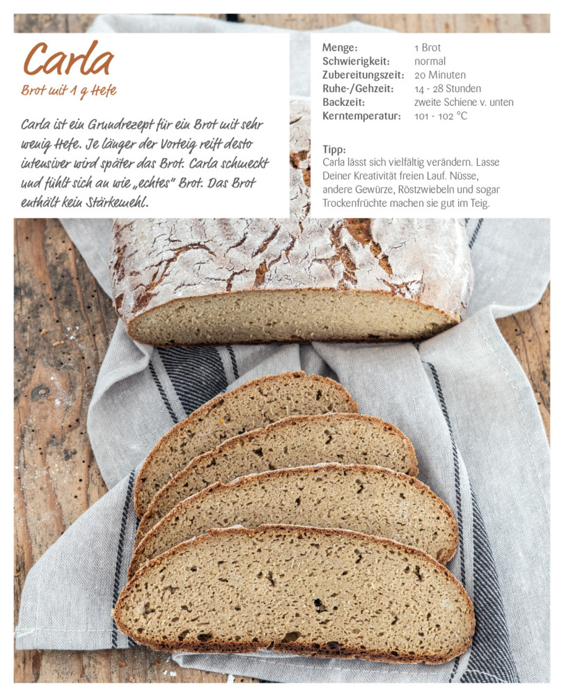 KochTrotz Backbuch | Genial glutenfrei Backen | Vorschau und Vorbestellung