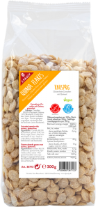 3 PAULY Quinoa Flakes