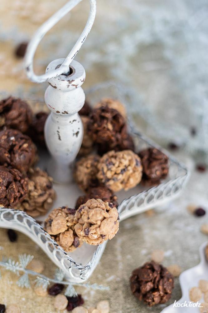 Quinoa Crunch Balls
