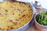 glutenfreie Käsespätzle ohne Fertigmehlmischung