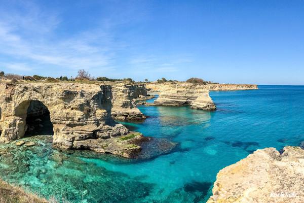 Wunderschönes Apulien | Rundreise | Otranto | Galllipoli | Giurdignano