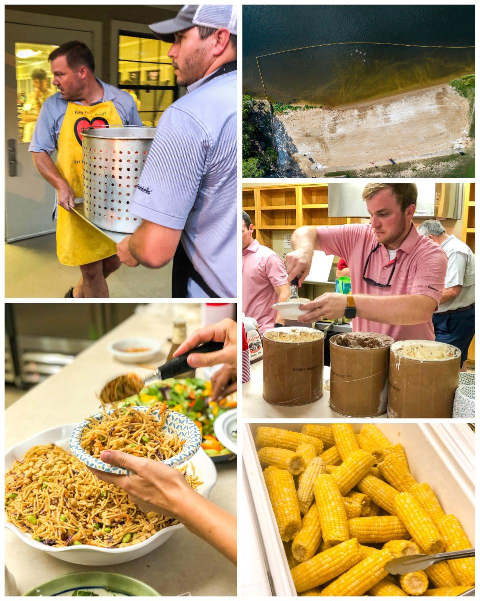Erdnuss-Reise Georgia | Essen und Unterkünfte