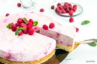 Frischkäse-Torte mit Früchten | glutenfrei und laktosefrei