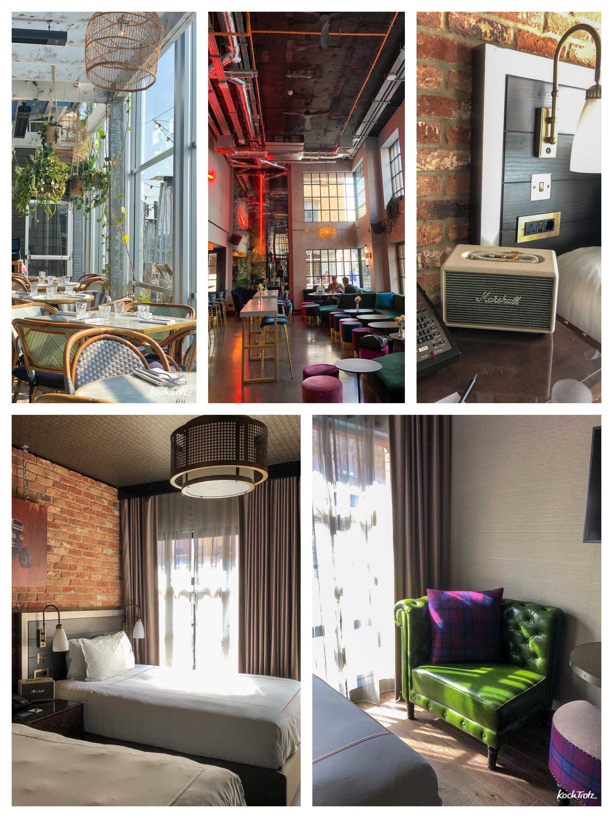 Hotel The Curtain London   Rezept glutenfreies Shortbread