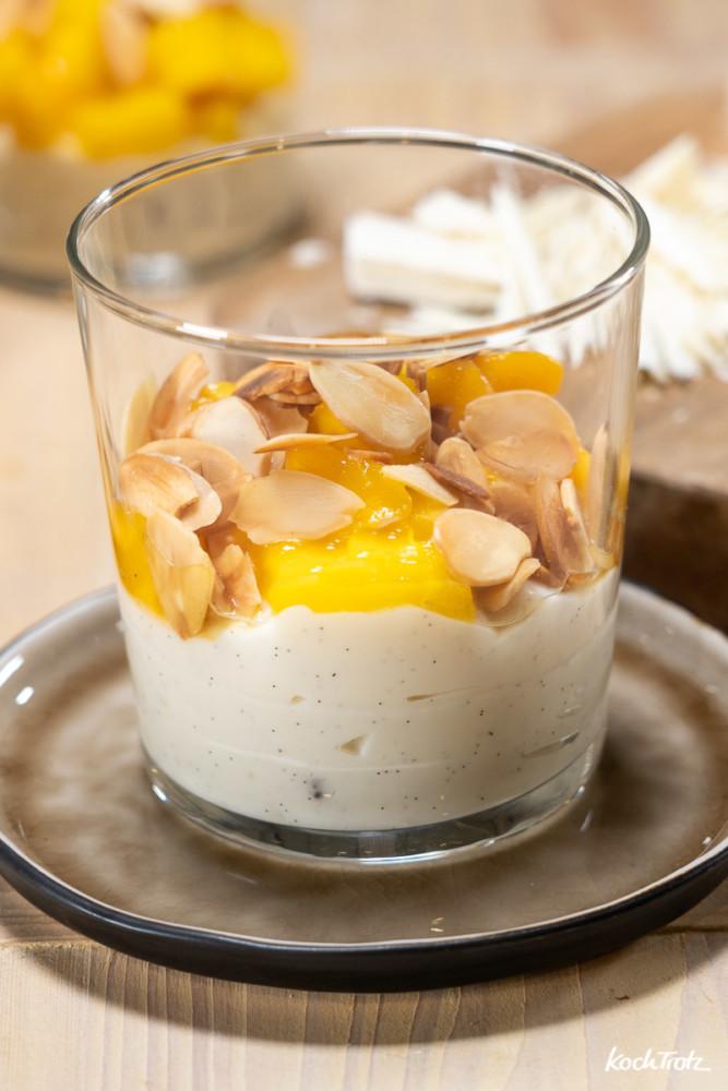 Rezept Vanillepudding selbst gemacht, histaminarm, ohne Ei, fructosearm, vegan