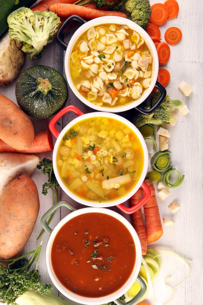 Die Checkliste für eine sinnvolle Lebensmittelbevorratung