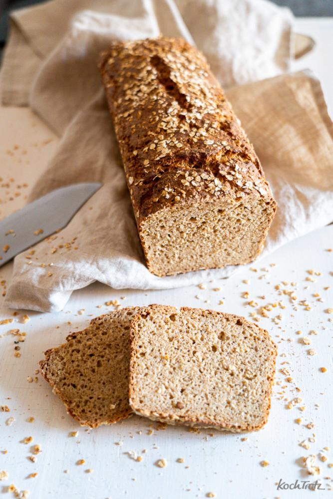 Rezept Brot mit Hefewasser Hexi