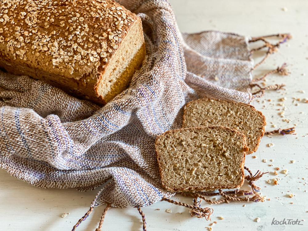 HEXI Brot mit Hefewasser glutenfrei Rezept