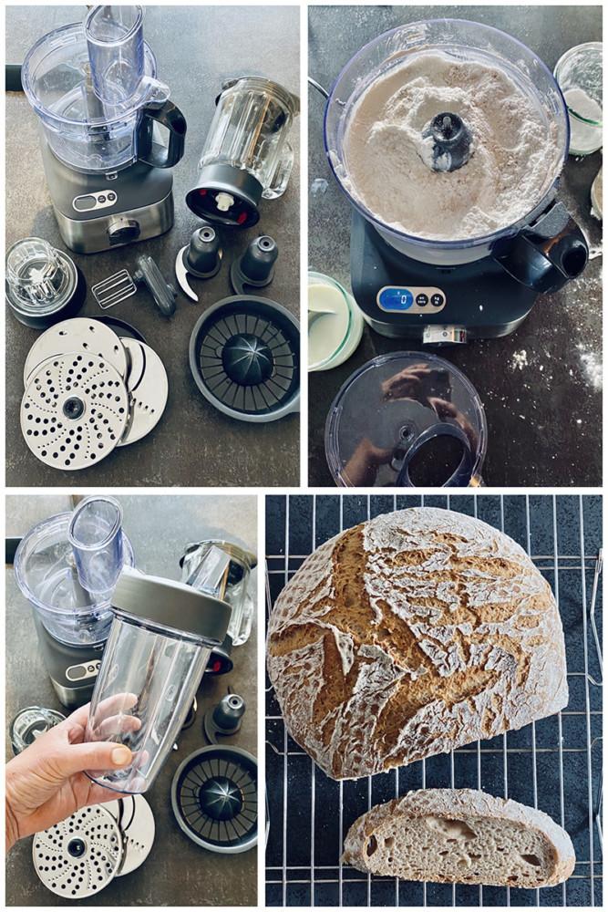 Kenwood Kompakt-Küchenmaschine Multipro Compact+ Produkttest