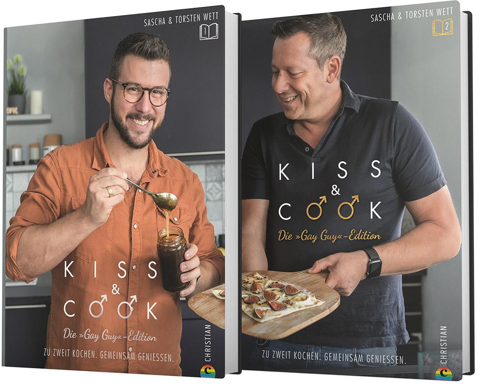 Kiss & Cook Kochbücher