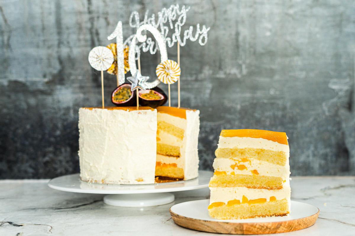 Rezept Solero-Torte wahlweise glutenfrei, laktosefrei, fructosearm, ohne Milchprodukte