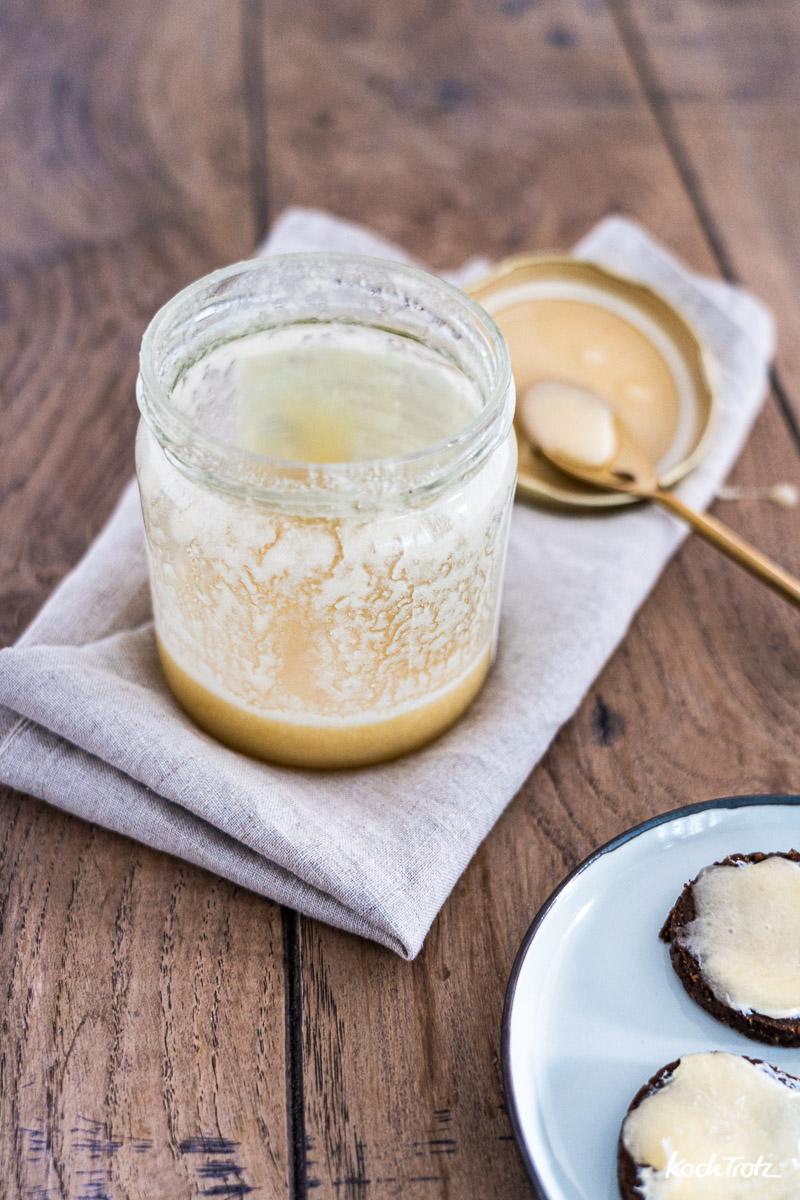 Glasrecycling Leitfaden Honiggläser ausspülen