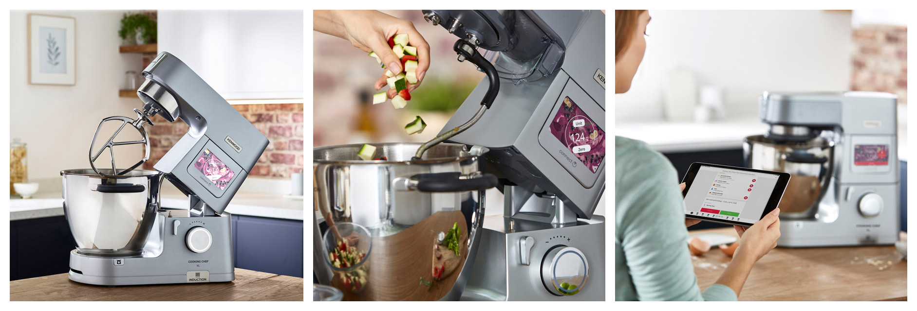 Kenwood Cooking Chef XL | 1000 Flavors of Germany