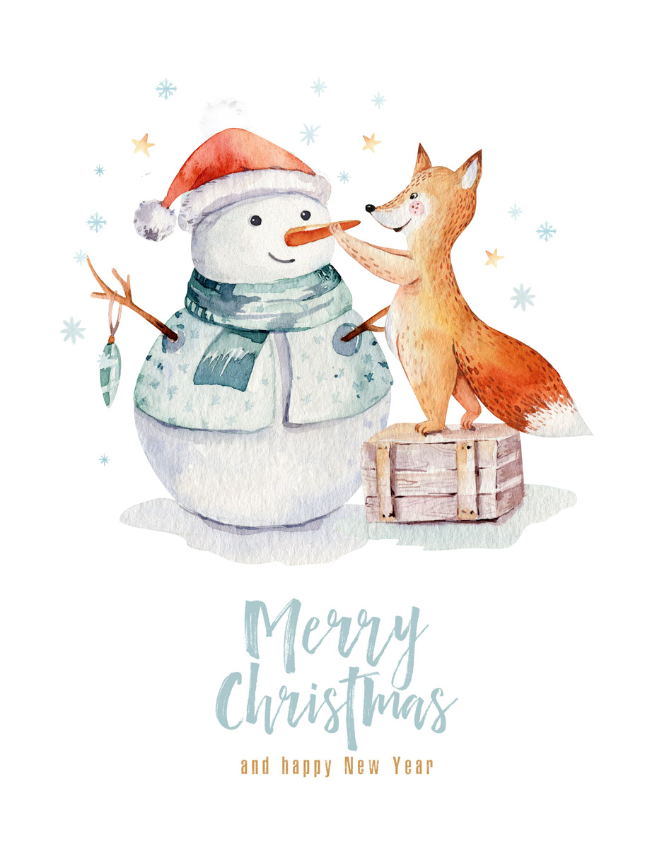 Frohes Weihnachtsfest 2020