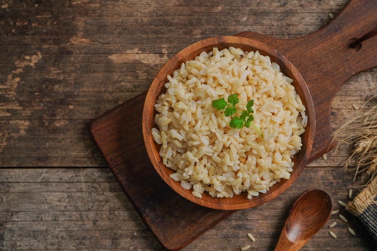Express-Reis selber machen und immer gekochten Reis auf Vorrat - Mealprep-Tipp