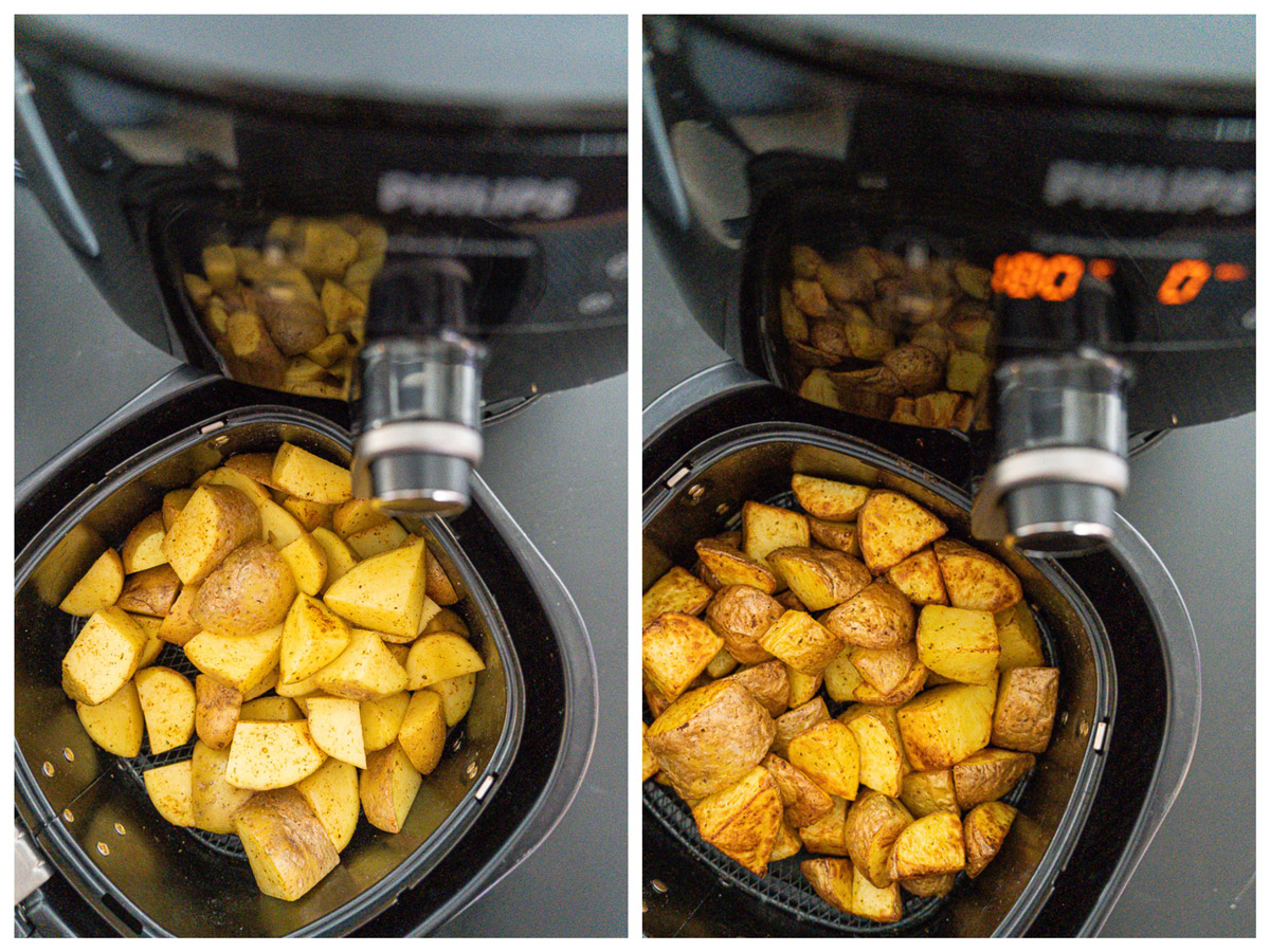 Philips Airfryer L fat removal technology