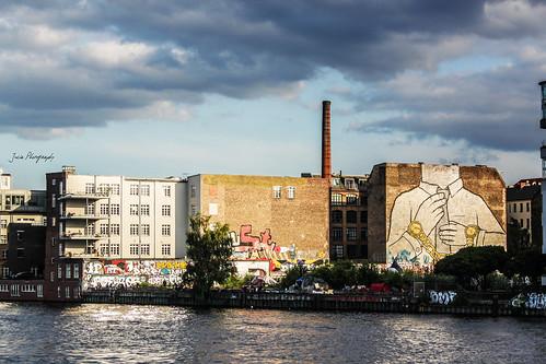 Graffiti of Berlin, Berlin